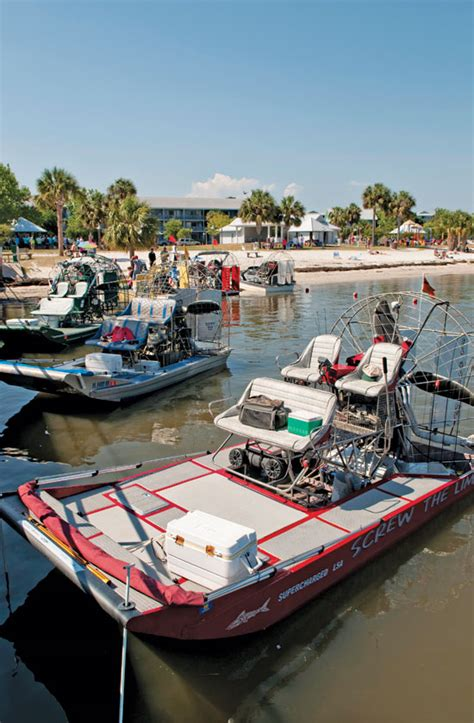 Charter Boat Fishing Cedar Key by Cedar Key Is Spot For Airboat Fishing Tournament