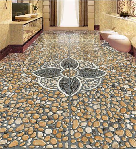 custom creative  floor murals photo fashion stone