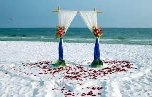 barefoot weddings florida barefoot bamboo arbor wedding packages barefoot weddings