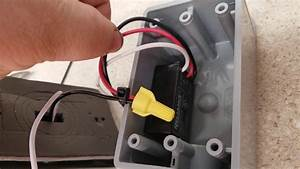 How To Wire A Photocell Eye For A Light