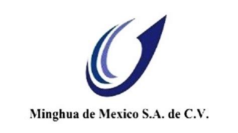 Bolsa de trabajo Minghua de Mèxico SA de CV - CompuTrabajo ...