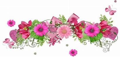 Glitter Graphics Divider Dividers Floral Pub Nature