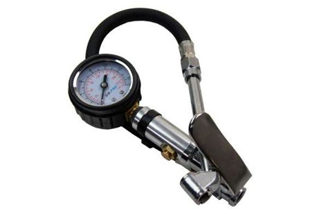 Us Pro Compact Air Tyre Inflator With Gauge Cars