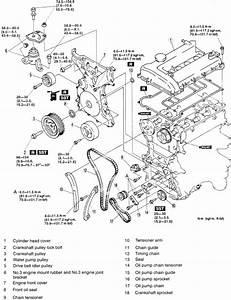 2 3l Engine Cylinder Head Diagram