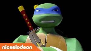 Teenage Mutant Ninja Turtles Meet Leo Nick Youtube