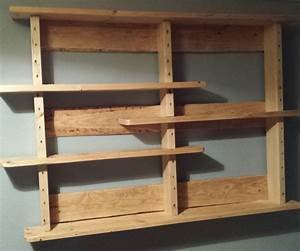 Pallet Shelves No Big Tools: 5 Steps (with Pictures)