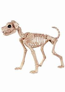 """Buster Bonez 28"""" Skeleton Dog"""
