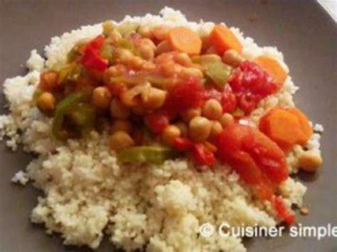légumes faciles à cuisiner recettes de couscous aux légumes et cuisine facile