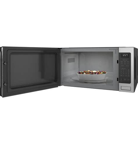 zesslss monogram  cu ft countertop microwave oven monogram appliances
