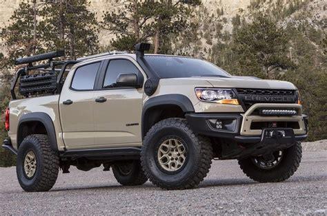 Modifikasi Chevrolet Colorado awalnya konsep modifikasi kini jadi chevrolet colorado