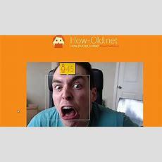 Hey Microsoft, How Old Am I? Youtube