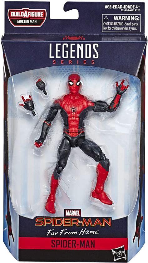 marvel legends spider man   home  action figure