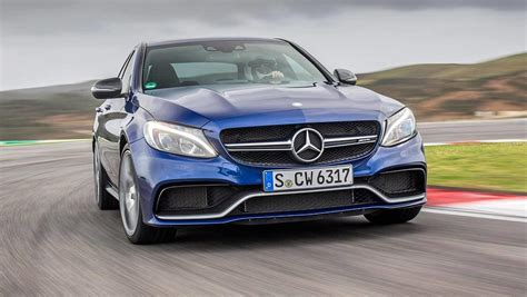 Mercedesbenz C63 S Amg 2015 Review Carsguide