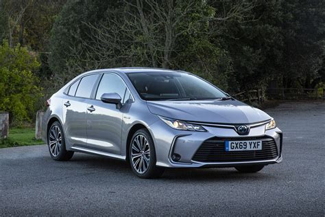 Toyota Corolla Saloon reliability & safety | DrivingElectric