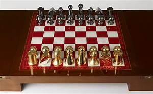 U0026, 39, Master, Works, U0026, 39, Delves, Into, Chess, Set, Design