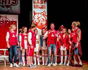 High School Musical - Carriageworks Theatre, Leeds