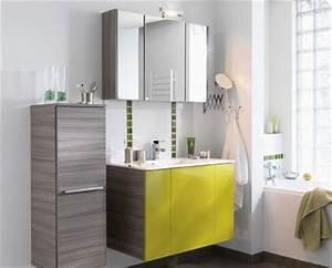 mobilier salle bain jaune photo 5 5 mobilier dans une With meuble de salle de bain jaune