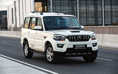 Scorpio Mahindra Wallpapers Desktop Cars Bs4 Discounts