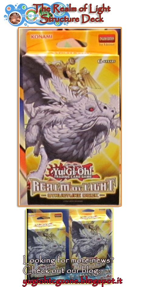 lightsworn structure deck list realm of light structure deck spoiler lightsworn