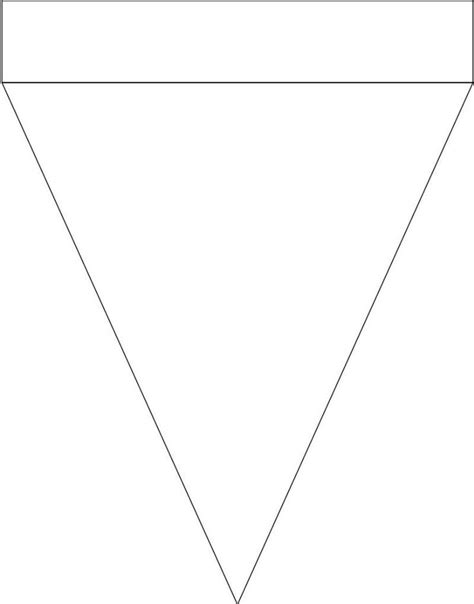 triangle banner template archives mywebturbabit