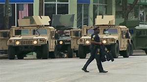 Trump to lift military gear ban for local police - CNNPolitics