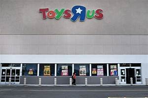 Toys 39R39 Us Closing All Stores On June 29
