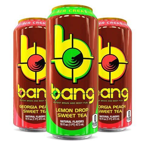 Bang Energy Tea Flavors Campusprotein