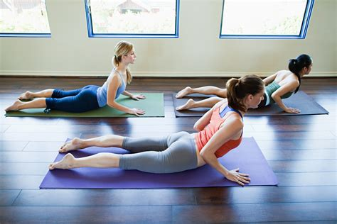 12 Yoga Poses To Undo The Damage Of Your Desk Job