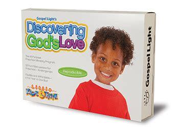 prek kindergarten ages 4 5 sunday school gospel light 636 | artboard lkt discovering gods love