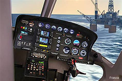 HNZ Acquired AS350 B2/B3e Level 7 Training Device