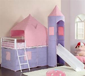 Bunk Beds for Girls with Beautiful and Charming Designs ...