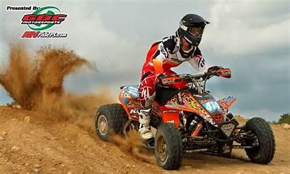 Tyler Atv Summers Fox Racing Cmrc Mx