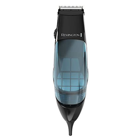 remington hkvac vacuum haircut kit vacuum trimmer hair clippers