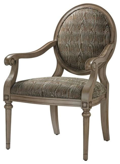 Accent Chairs 5000 by Luxe Accent Chair In Green Traditional Armchairs And