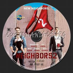 Neighbors 2: Sorority Rising dvd label - DVD Covers ...