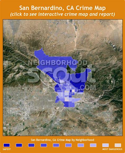 San Bernardino Crime Rates and Statistics - NeighborhoodScout