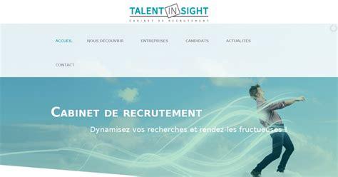 talent in sight cabinet de conseil en recrutement