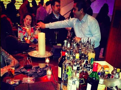 goldman saches elevator holiday party business insider