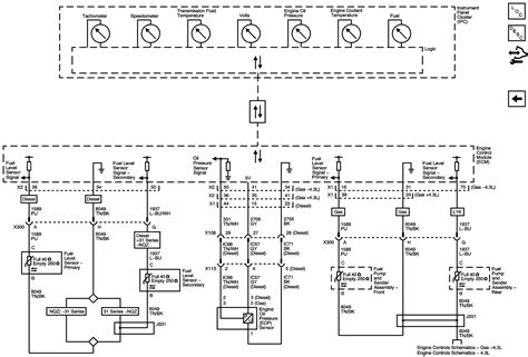 2004 Chevy 1500 Wiring Diagram by An 07 Chevy Silverado 1500 4wd With A 5 3l V8 No