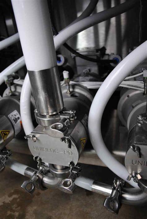 automatic positive displacement pump filling machine pump filler