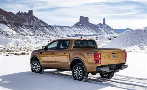 Allnew 2019 Ford Ranger Is Here — And It's Adventure