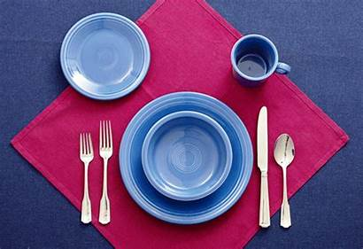 Plates Setting Bowls Wsj Animated Fiesta Dishes