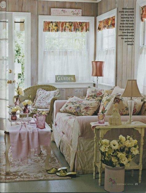 shabby chic cottage shabby chic sunroom lovely