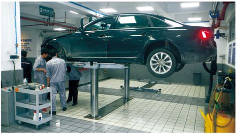 3.5 Ton Car Lift Hydraulic Two Post Liftprice Eagle