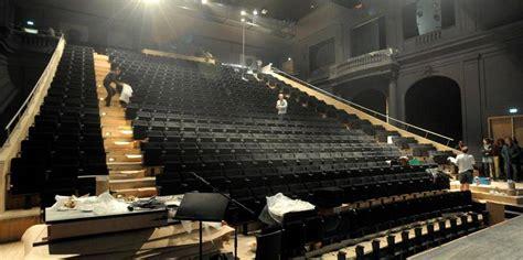 salle de spectacle belgique d une place 224 l autre la libre