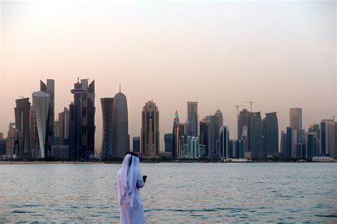 qatar settles    long standoff time
