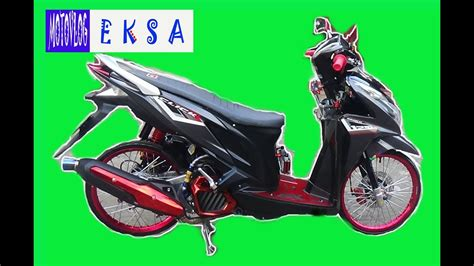 Modif Honda Vario 150r 2017 by Top Modifikasi Motor Vario Terbaru Modifikasi Motor