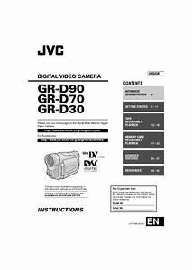 Gr-d70 Manuals