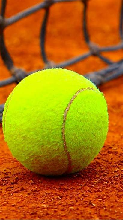Tennis Ball Iphone Ground Wallpapers 3wallpapers Ecran
