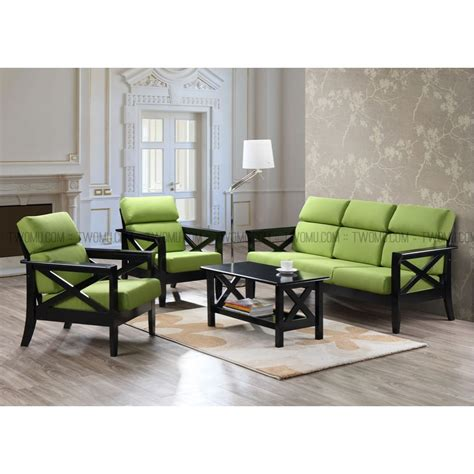 Solid Wood Sofa Set by Solid Wood Sofa Sets Wooden Sofa Furniture Home Living